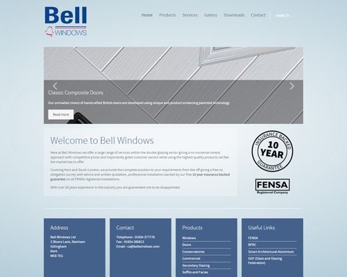 Bell Windows